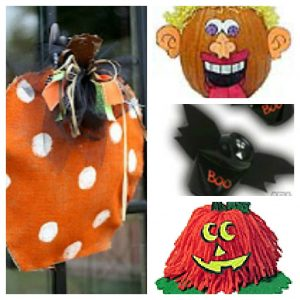 Cute, Affordable Autumn and Halloween Projects