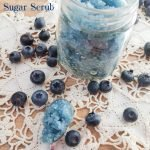 Blueberry Lemon Sugar Scrub