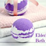 Elderberry Bath Bomb