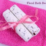 Floral Bath Bombs Bar