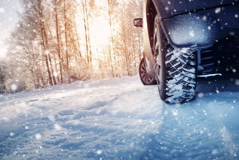 Winter Emergency Supplies to keep in your car